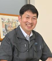 代表取締役社長 小島 広臣
